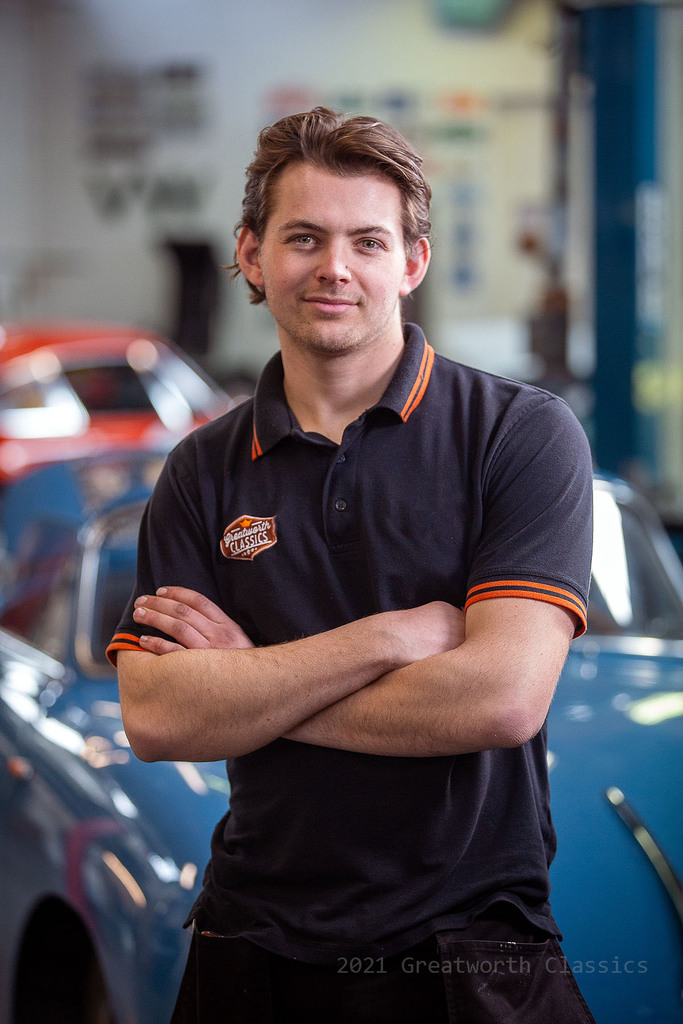 George - Mechanic