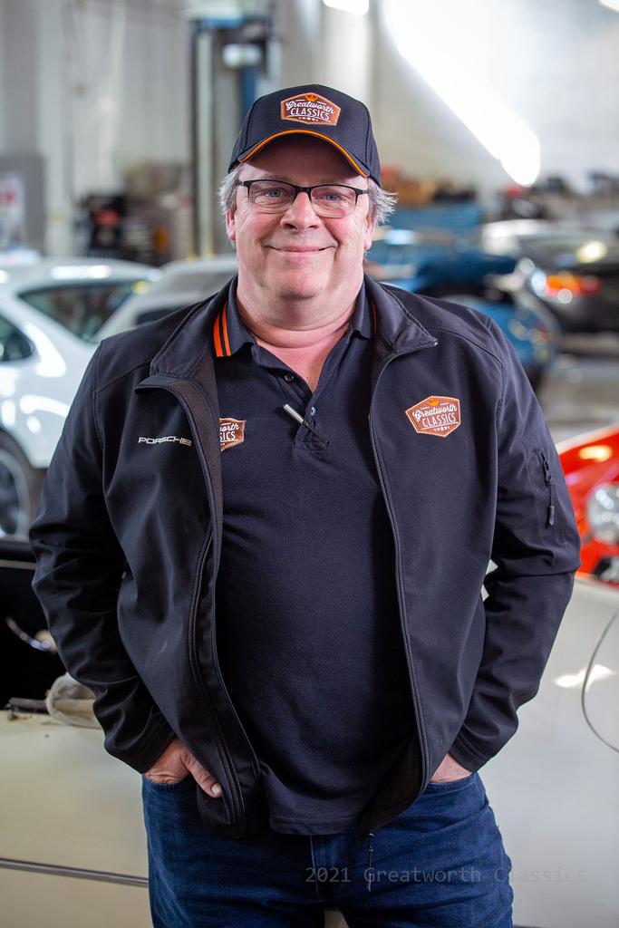 Angus Watt - Owner Director